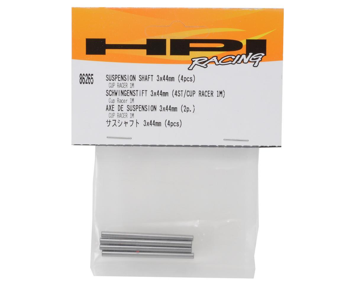 HPI Racing 3x44mm Suspension Shaft (2)