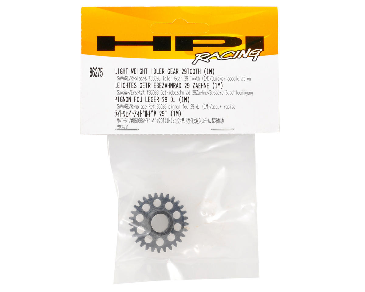 HPI Racing Light Weight Mod1 Idler Gear (29T)