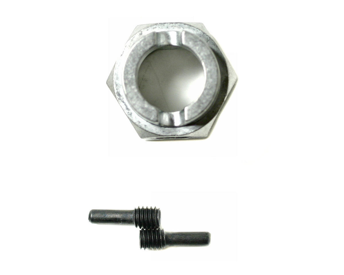 Alloy Brake Hub (Savage) by HPI
