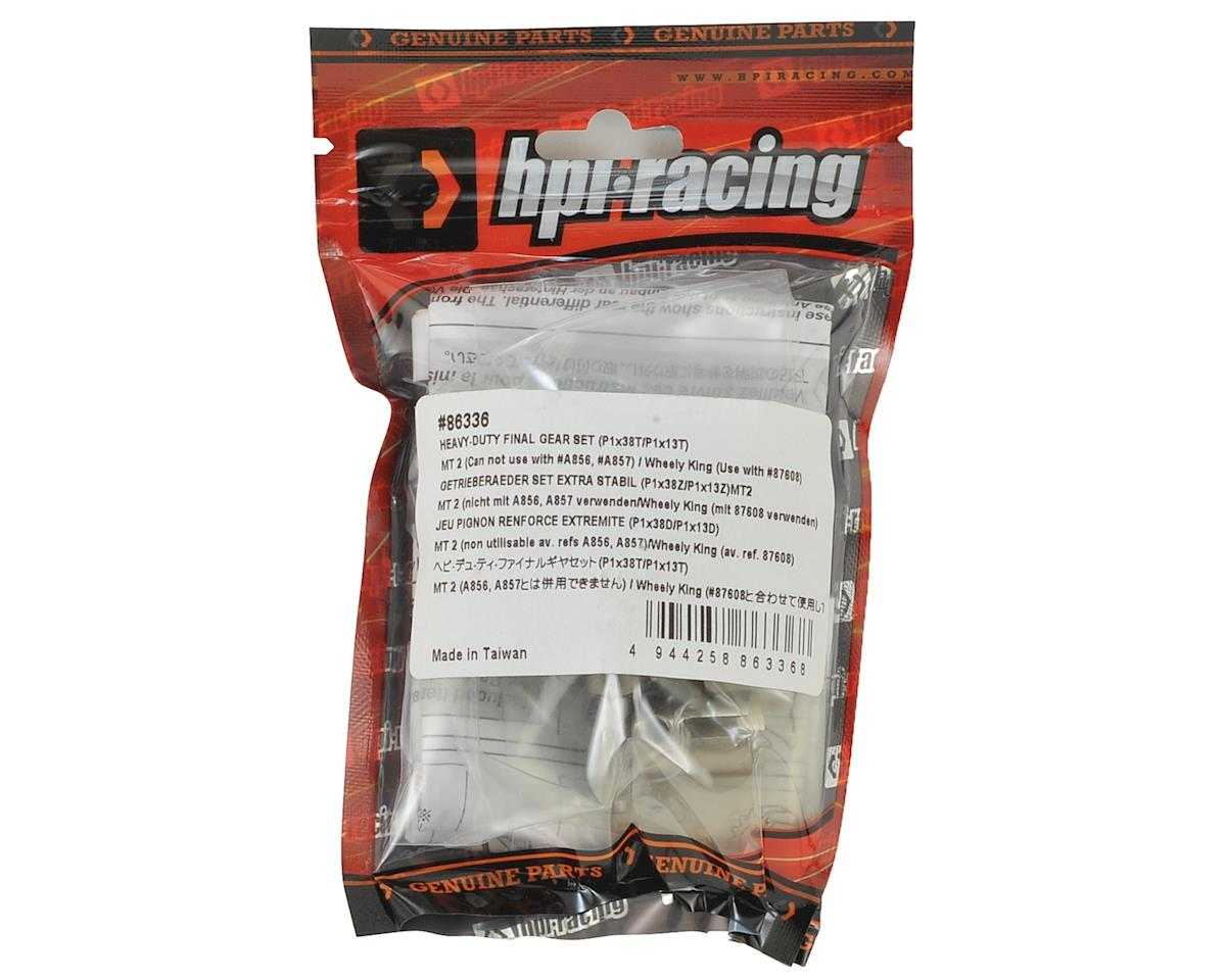 HPI Racing Heavy Duty Final Gear Set