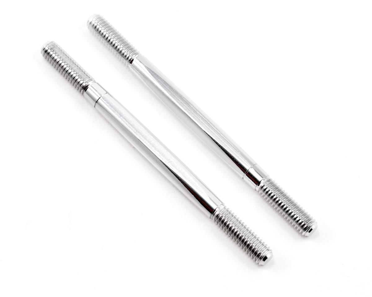 6x92mm Aluminum Turnbuckle (2) by HPI