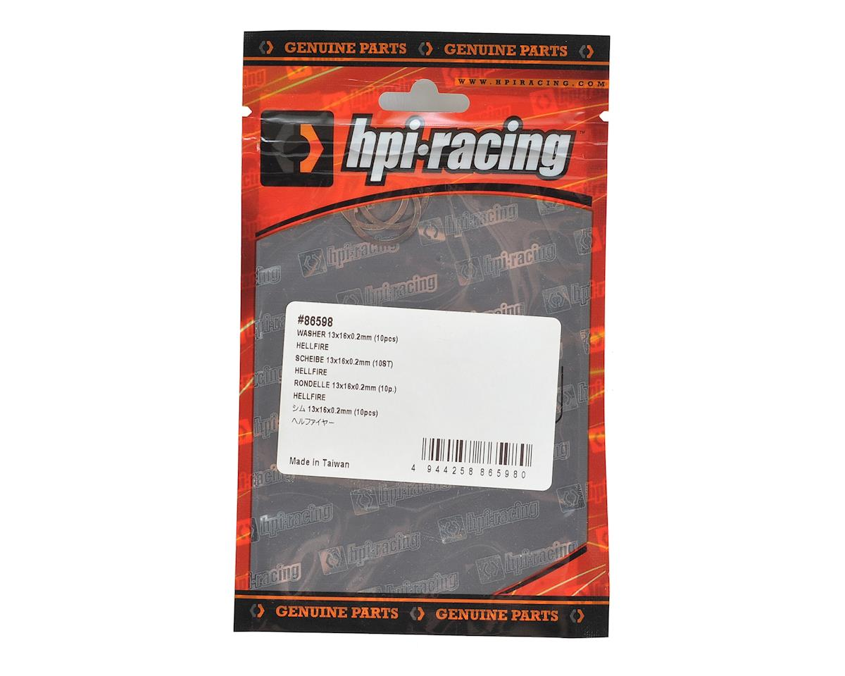 HPI Racing Washer 13x16x0.2mm (10)