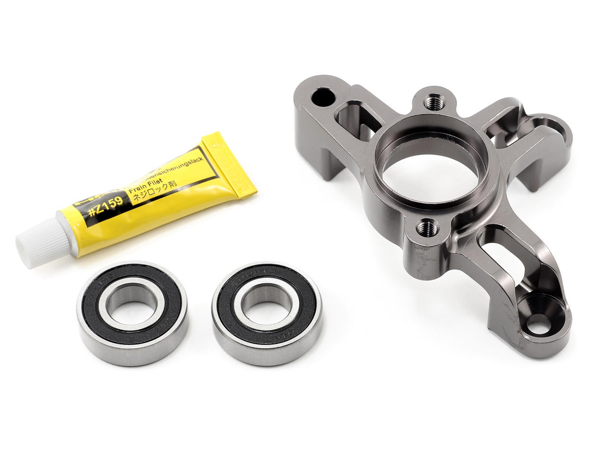 HPI Racing Heavy Duty Aluminum Pinion/Clutch Mount