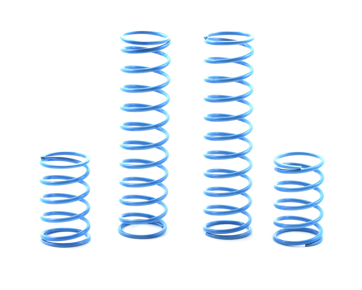 HPI Racing Baja Shock Spring Set (Blue - 16 Coils)