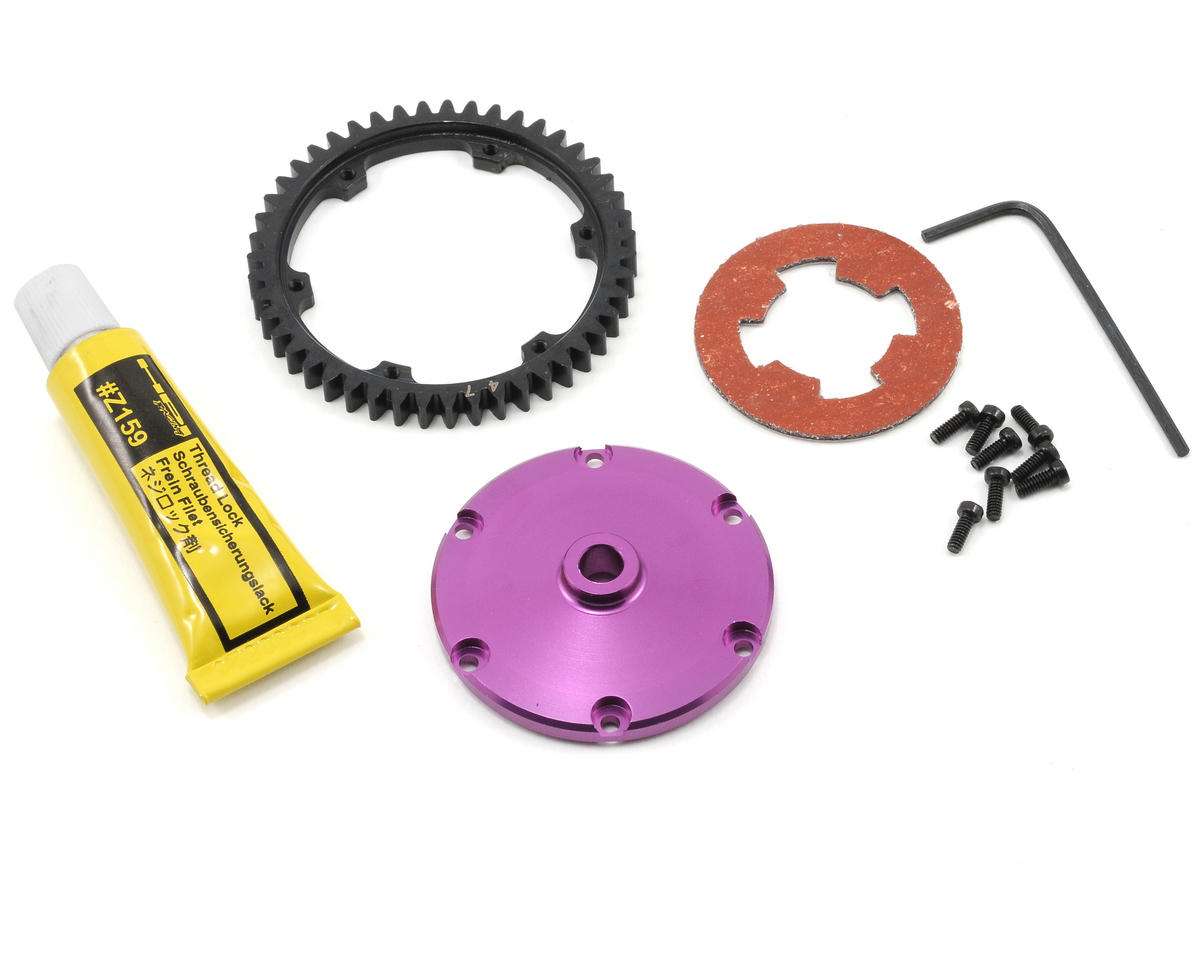 HPI Racing Steel Spur Gear Set (47T)