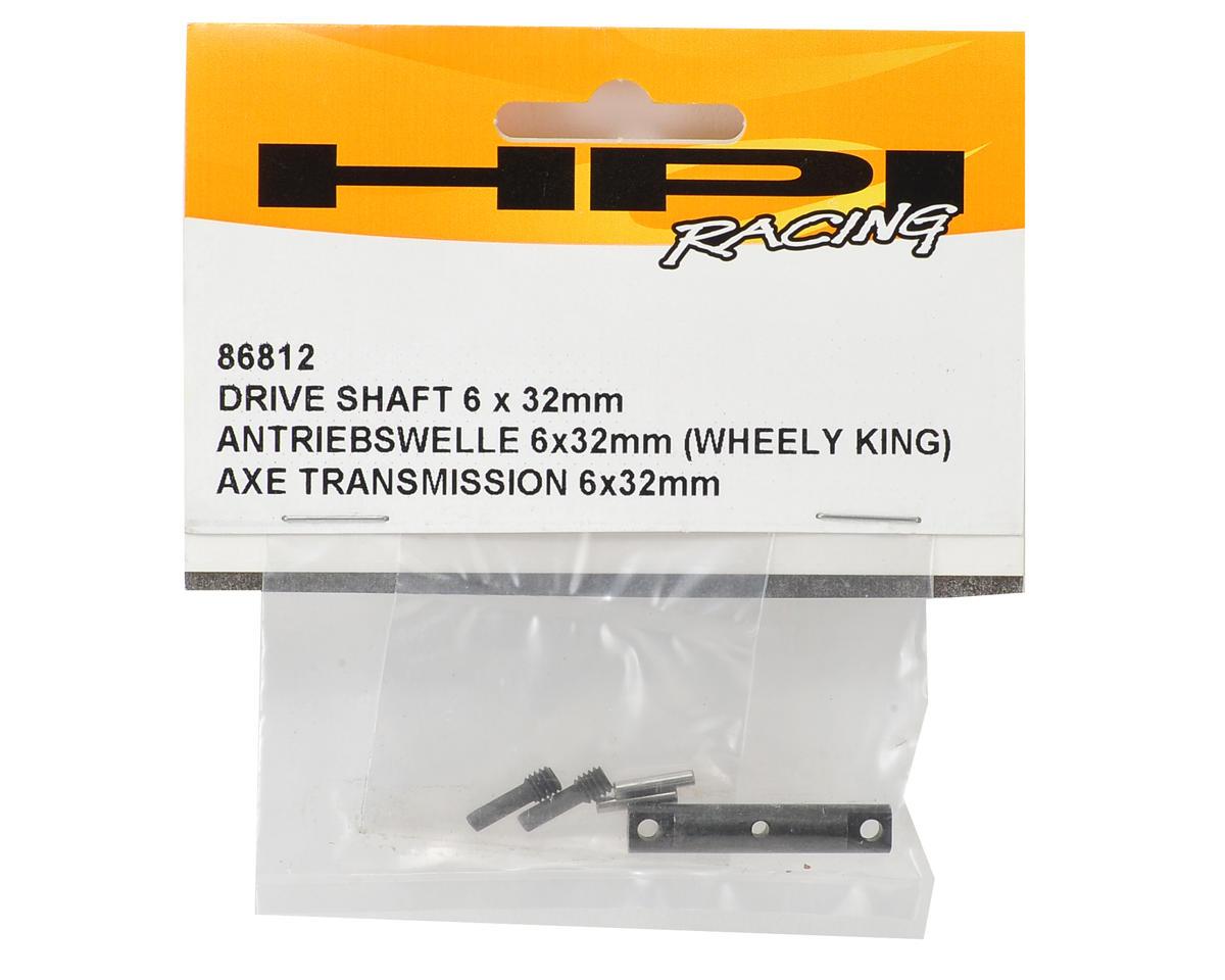 HPI 6x32mm Drive Shaft