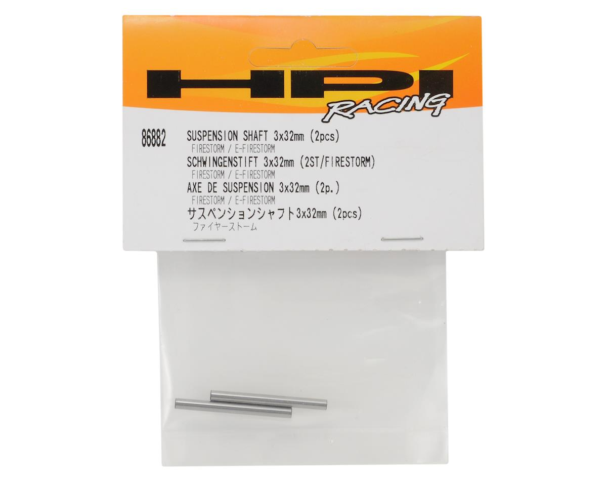 HPI 3x32mm Suspension Shaft (2)