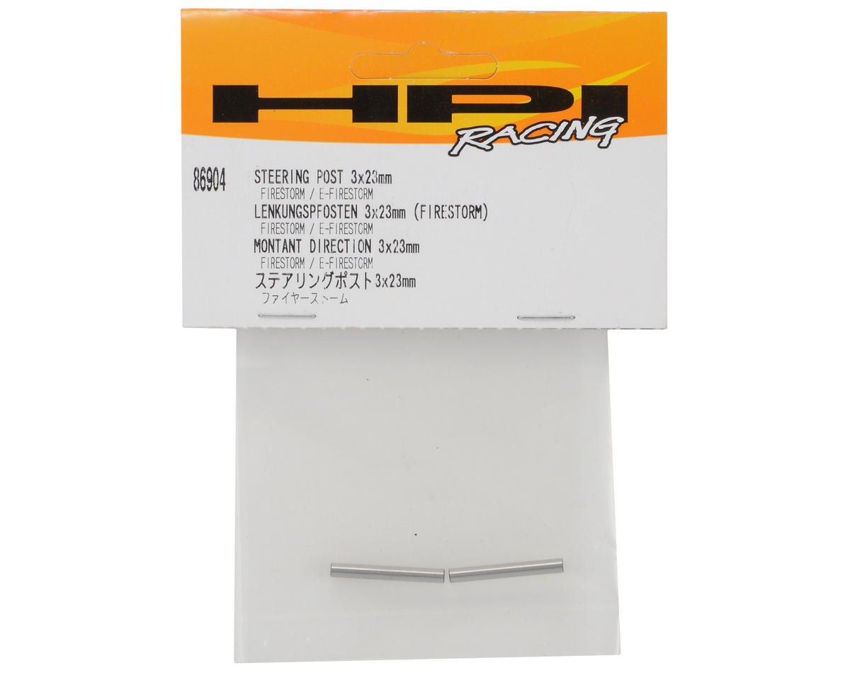 HPI Racing 3x23mm Steering Post (2)