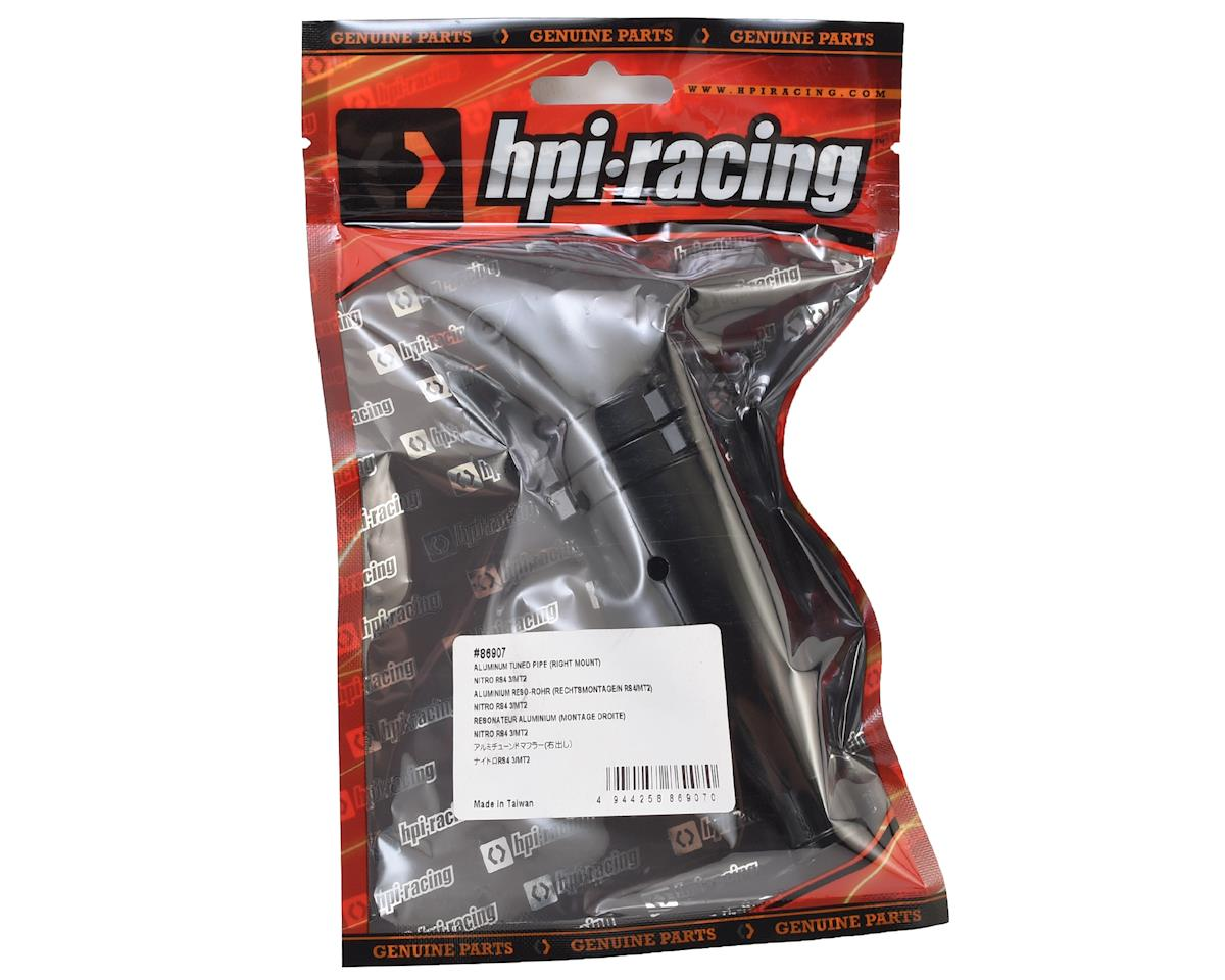 HPI .12 - .18 Aluminum Tuned Pipe (Right Mount)