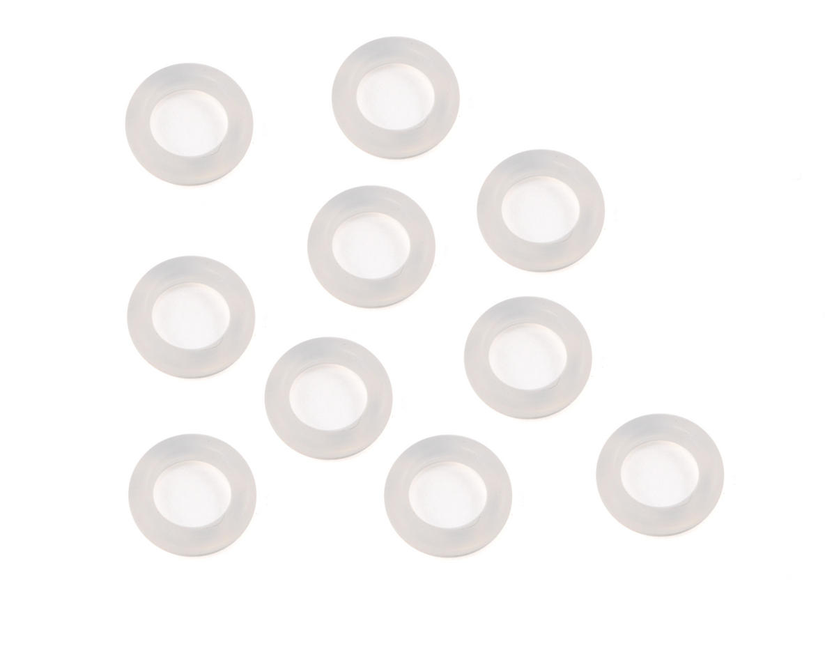 HPI 6x2mm P6 O-Ring (Clear) (12)