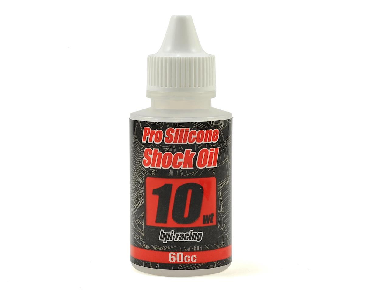 HPI Pro Silicone Shock Oil (60cc) (10wt)