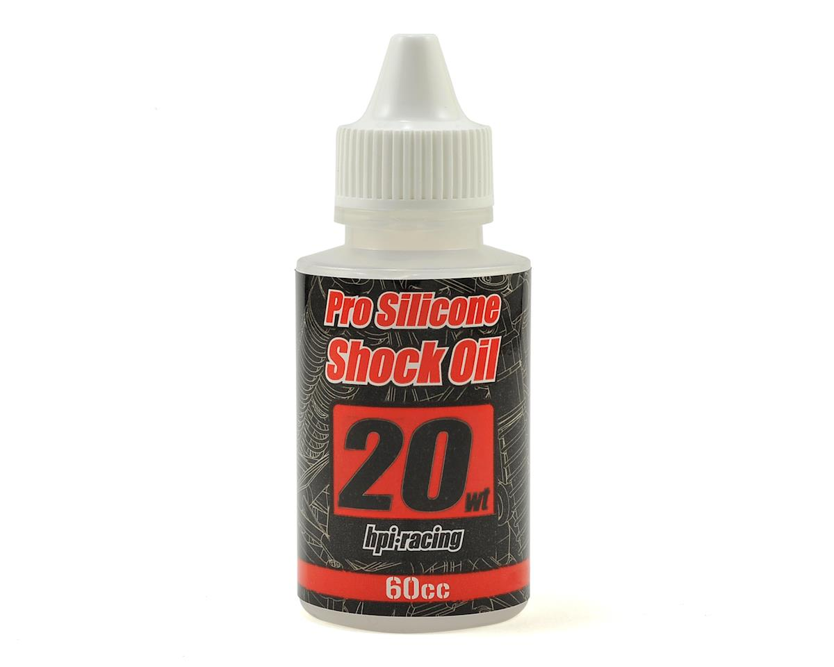 Pro Silicone Shock Oil (60cc) (20wt) by HPI
