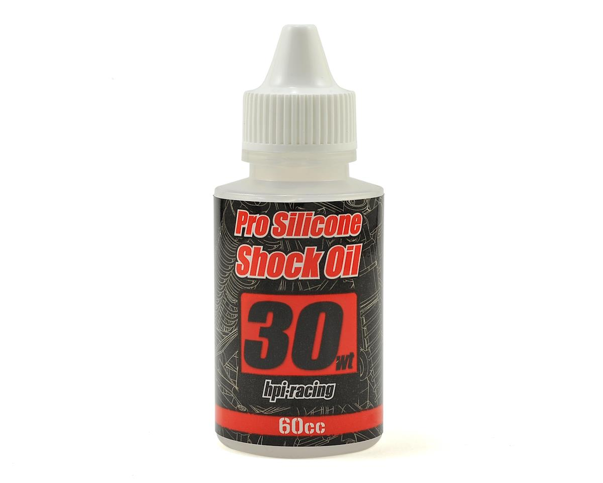 Pro Silicone Shock Oil (60cc) (30wt) by HPI