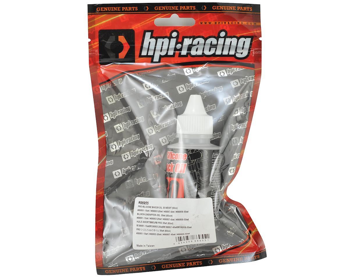 HPI Pro Silicone Shock Oil (60cc) (30wt)
