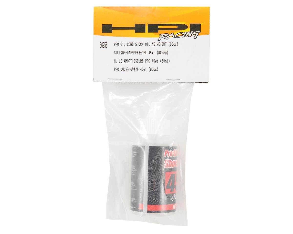 HPI Pro Silicone Shock Oil (60cc) (45wt)