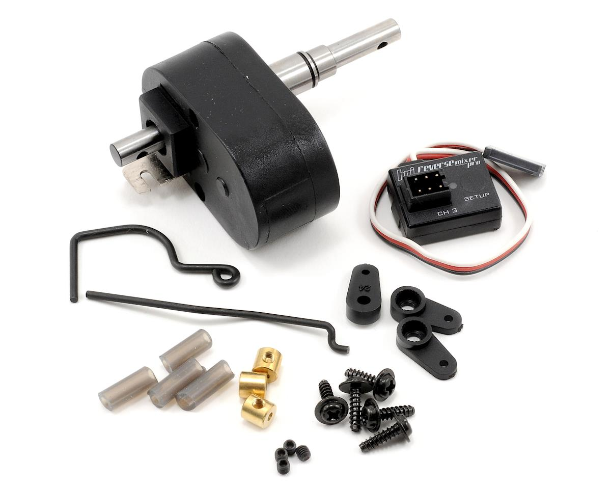 HPI Racing Savage X Reverse Gearbox & Mixer Module Set