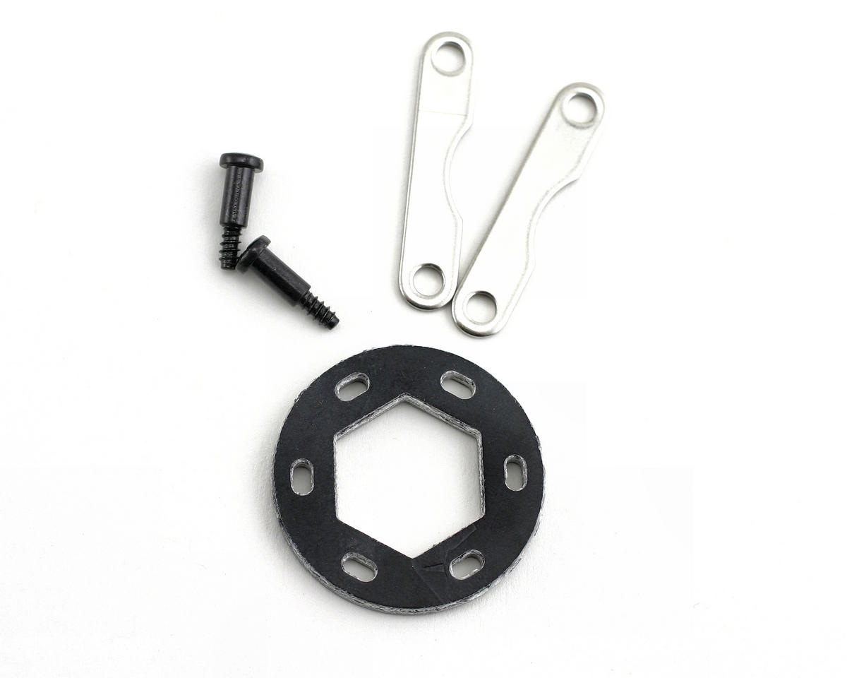 Brake Disk/Plate Set by HPI Racing