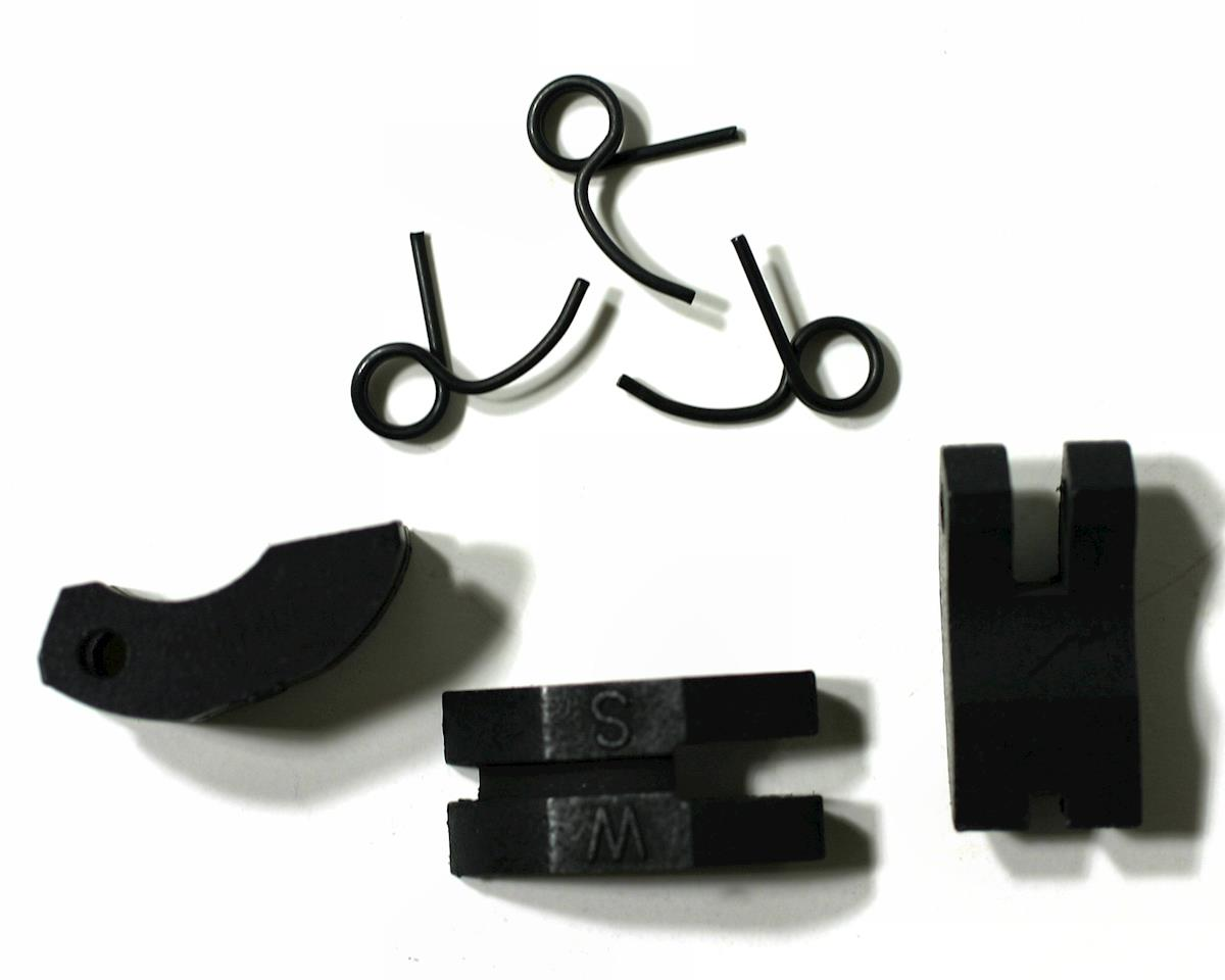 HPI Teflon Clutch Shoe/Spring Set (3)