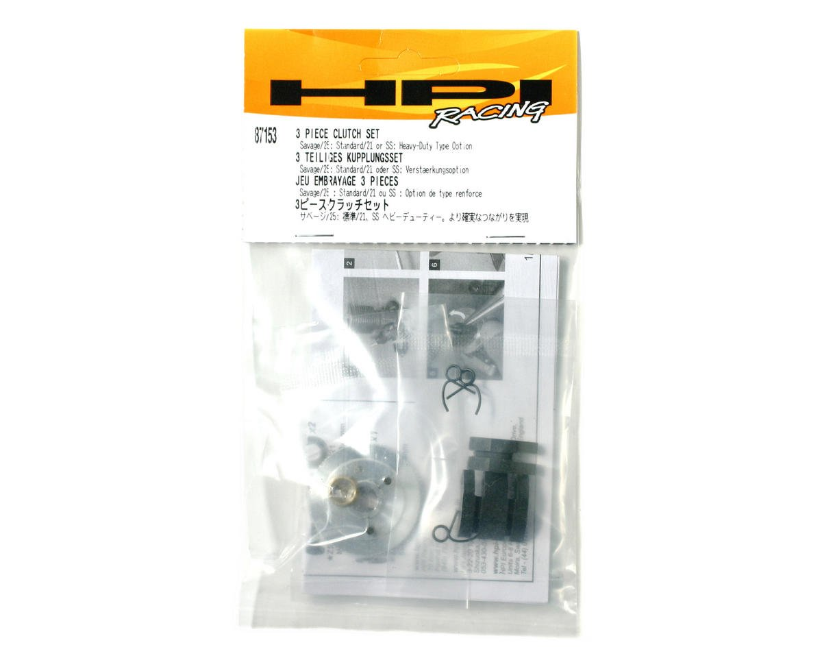 HPI 3 Piece Clutch Set