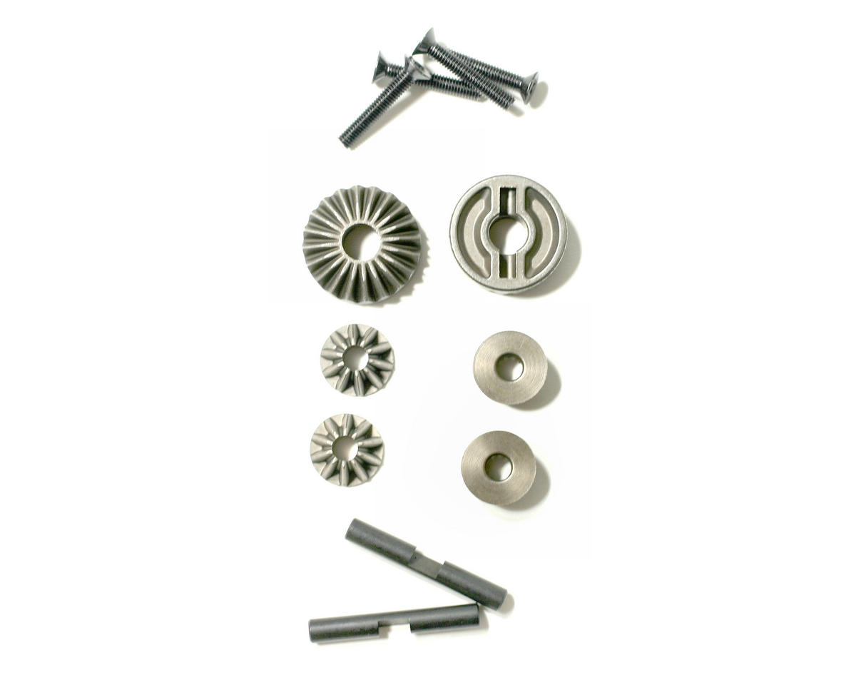 HPI Savage 4 Bevel Gear Differential Conversion Set
