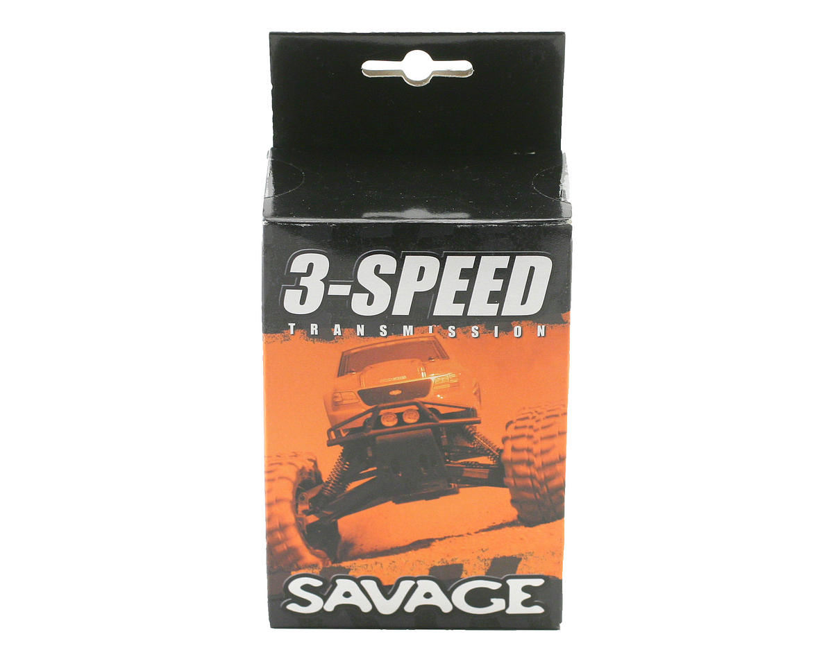 HPI Racing 3-Speed Transmission (Savage/Savage X)