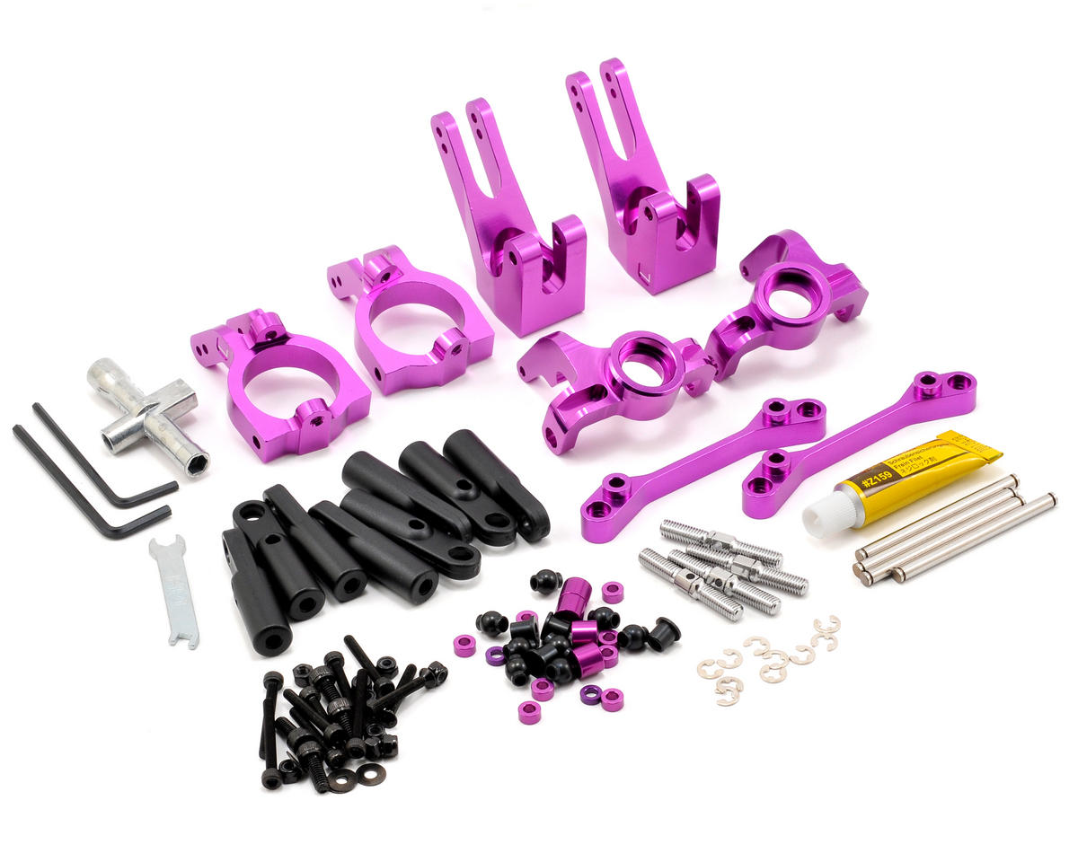 Savage High-Performance Suspension Conversion Set by HPI Racing