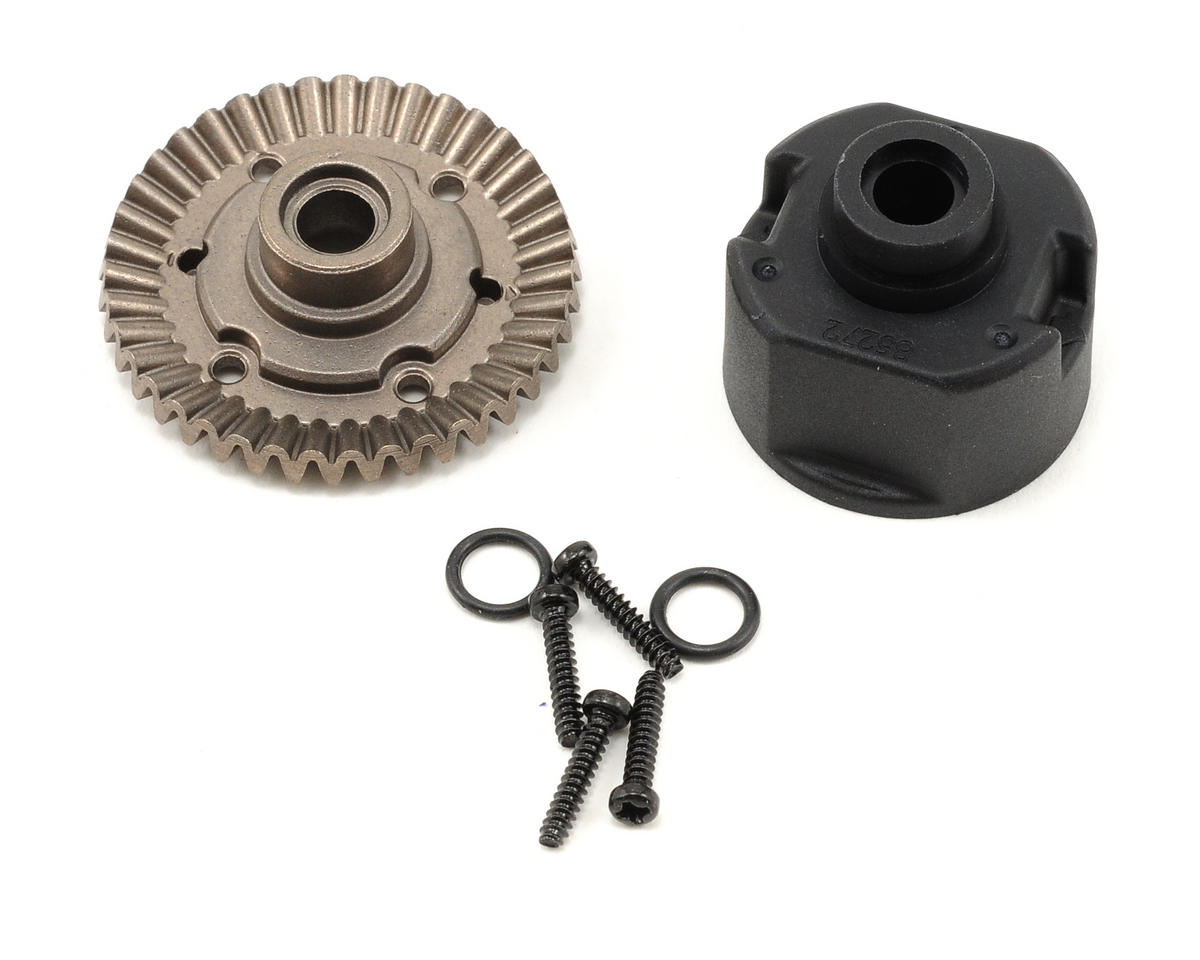 HPI Racing Cup Racer 39T Gear Differential Case Set