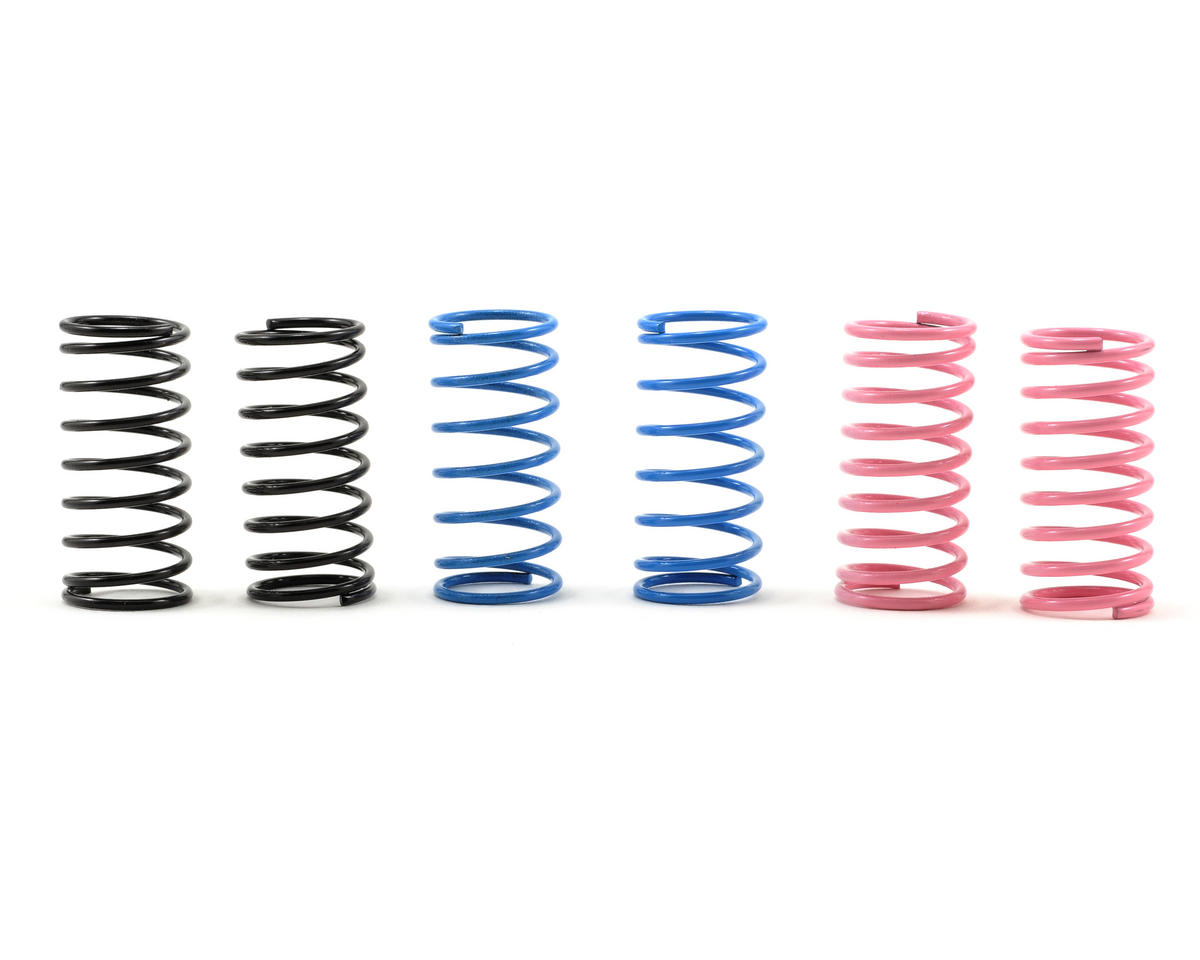 HPI Racing Shock Spring Set (Hard) (6)