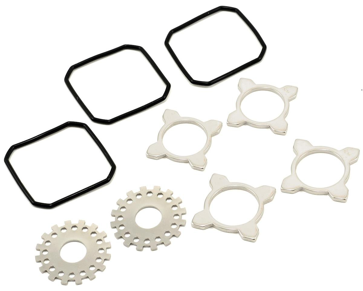 HPI Alloy Differential Washer Set