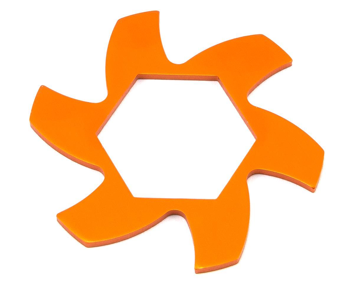 Brake Disk Fin Plate (Orange) by HPI