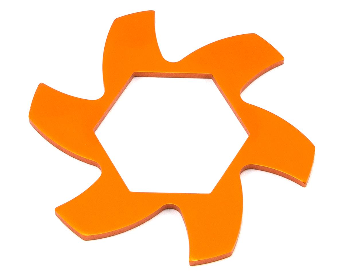 HPI Racing Brake Disk Fin Plate (Orange)