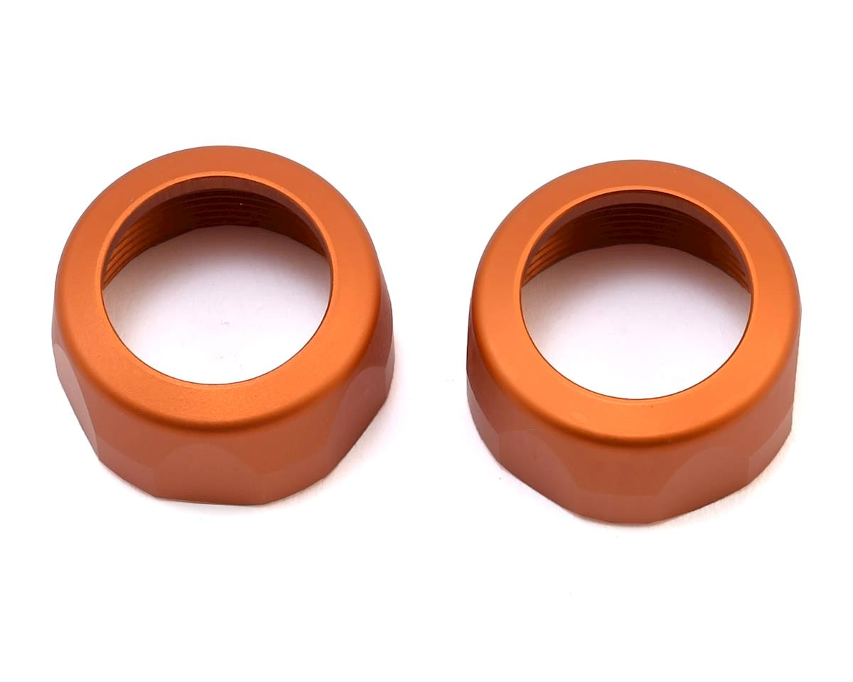 HPI 20x12mm Shock Cap (Orange) (2)