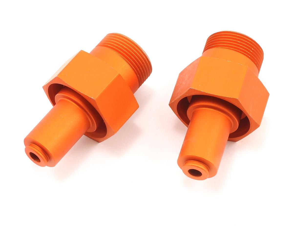 HPI 24mm Front Hex Hub, Orange (2)