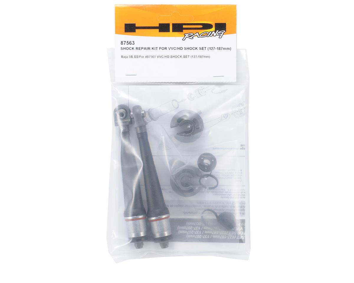 HPI VVC/HD Shock Repair Kit (127-187mm)