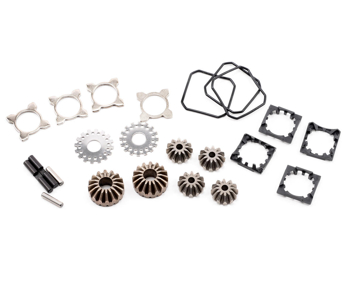 HPI Alloy Differential Case Bevel Gear Set