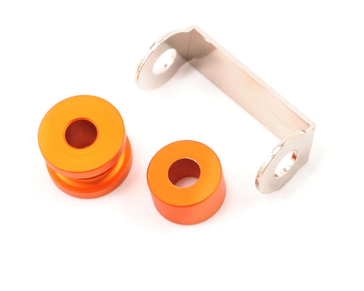 HPI Fuelie Engine Spacer Set (Orange)