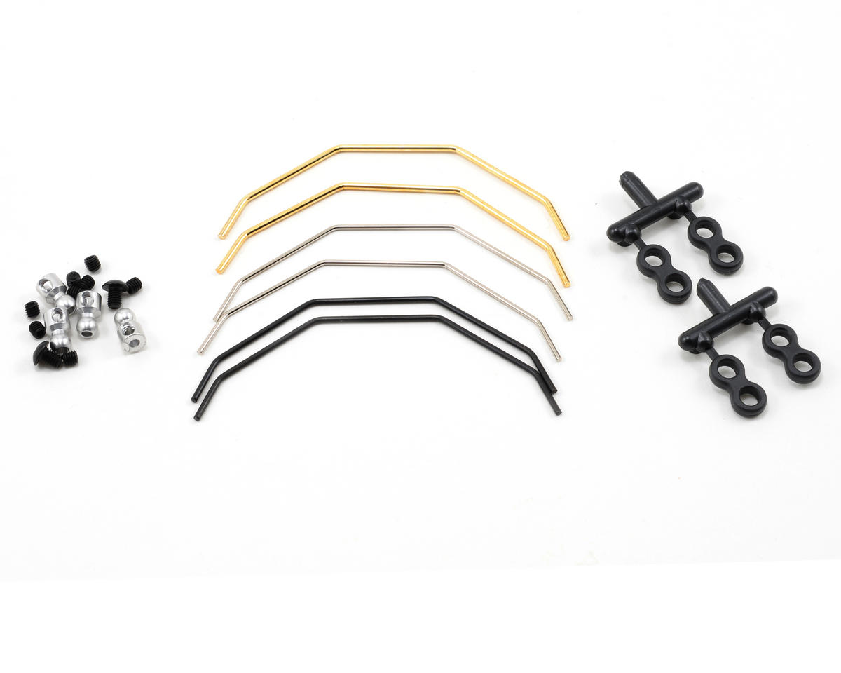 HPI Racing Cup Racer Sway Bar Set (6) (Front/Rear)