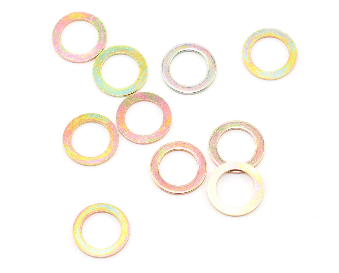 8x1x0.8mm Washer (10) by HPI