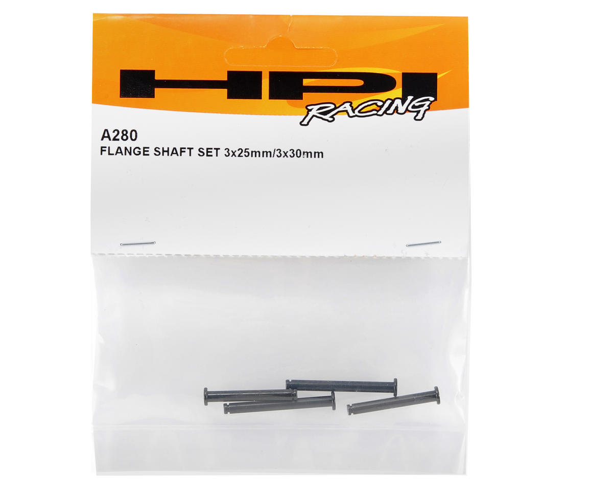 HPI Racing Flange Shaft Set (4)