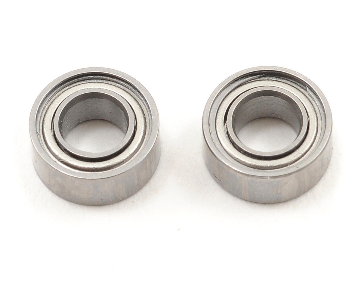 HPI Racing 3x6x2.5mm Ball Bearing Set (2)