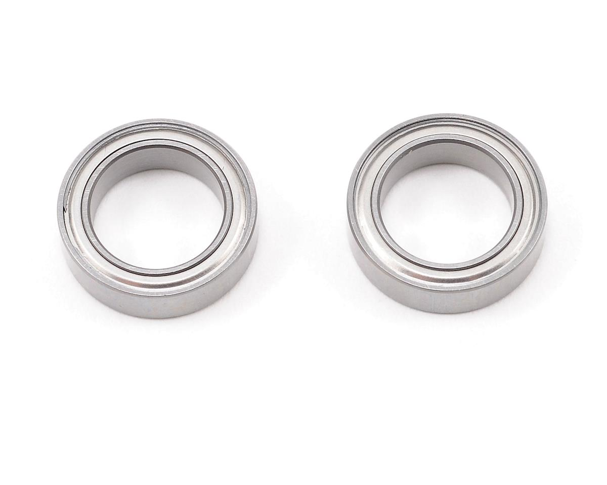 HPI Racing 10x15x4mm Ball Bearing (2) (Hot Bodies Cyclone TC)