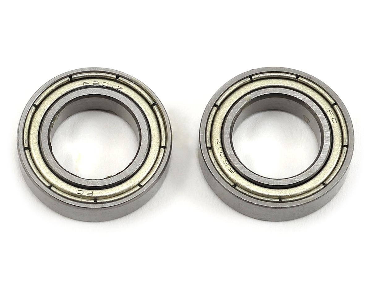 12x21x5mm Ball Bearing (2) by HPI