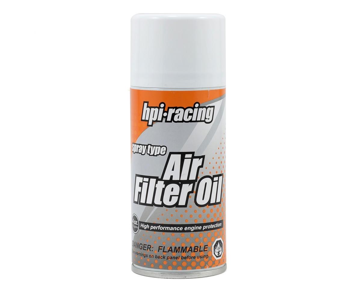 HPI Racing Spray Air Filter Oil (4oz)