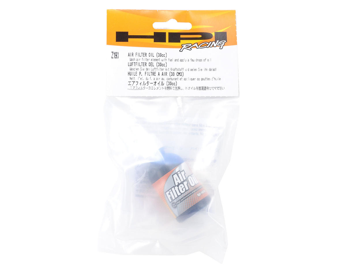 HPI Racing Baja5B Air Filter Oil (30cc)