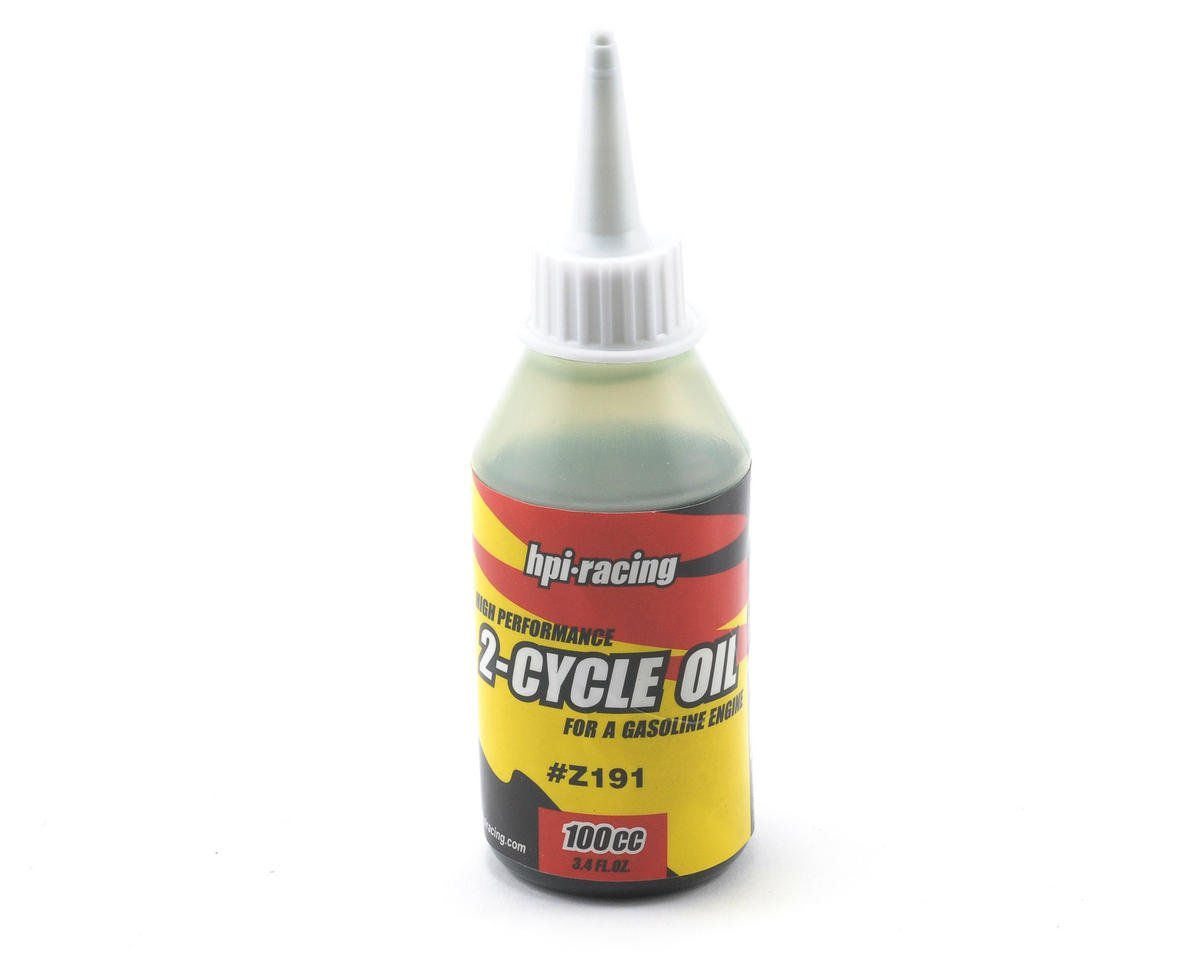 HPI Racing Baja 5T 2-Cycle Engine Oil (100cc)