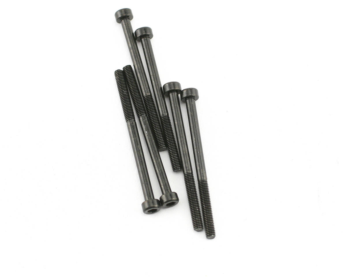 3x42mm Cap Head Shoulder Hex Screw (6)