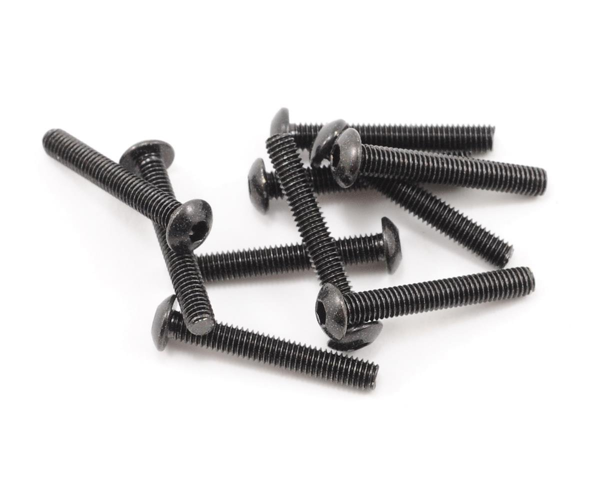 HPI Racing 3x20mm Button Head Screw (10)