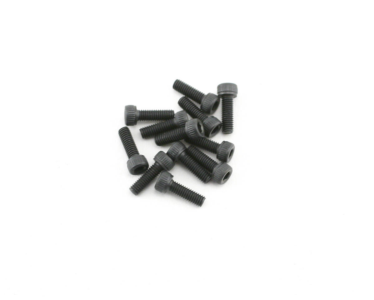 2.6x8mm Cap Head Screw (12)