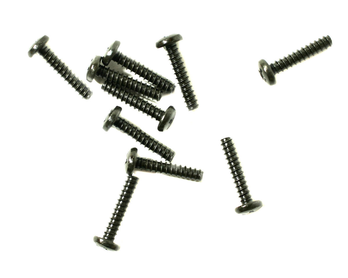 HPI Racing Crawler King 3x15mm TP Binder Head Screw (10)
