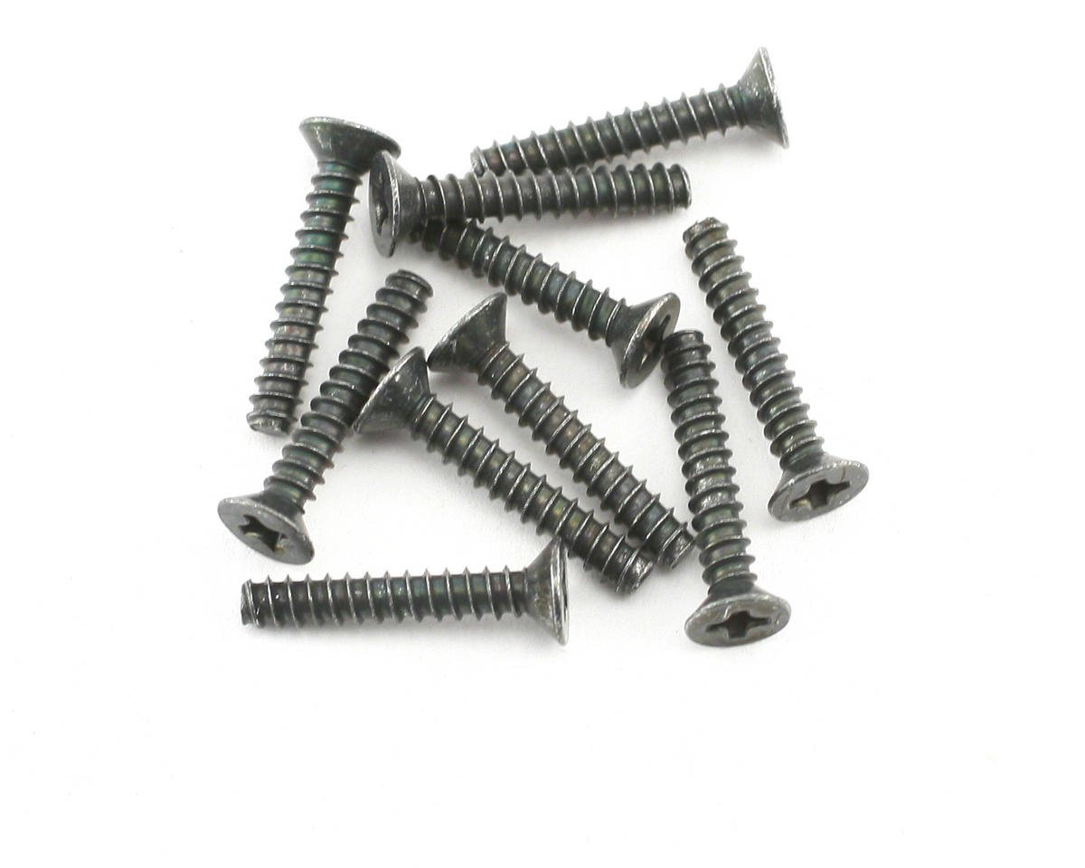 HPI Racing Sprint 2 3x18mm Flat Head Phillips Screw (10)